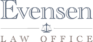 Evensen Law Office Logo